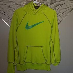 Nike dri-fit sweatshirt size medium